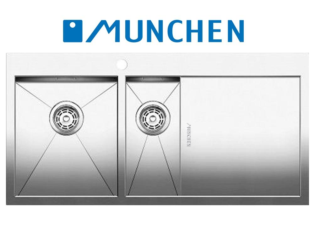 Chậu rửa bát Munchen C.LARON 6S-IF